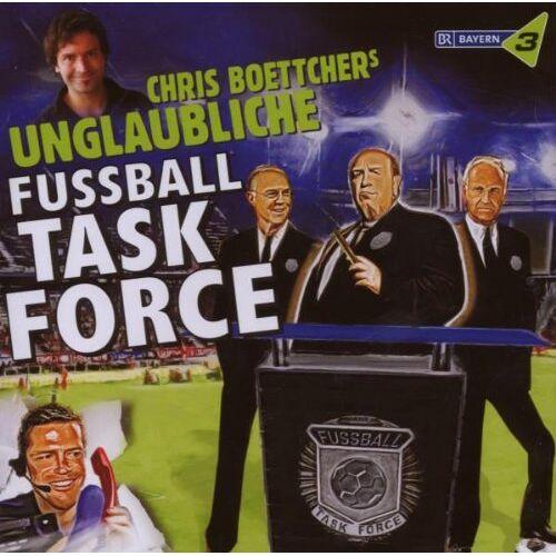 Chris Boettcher - Chris Boettcher's Unglaubliche Fussball Task Force - Preis vom 20.10.2020 04:55:35 h
