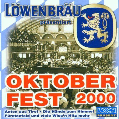 Various - Löwenbraeu Präs.Oktoberfest - Preis vom 17.04.2021 04:51:59 h