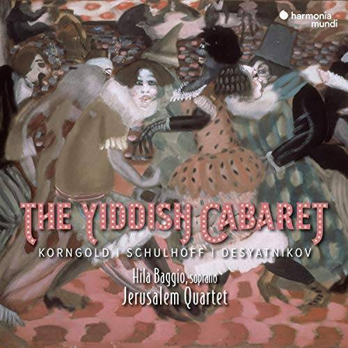 Hila Bagio - The Yiddish Cabaret - Preis vom 19.01.2020 06:04:52 h