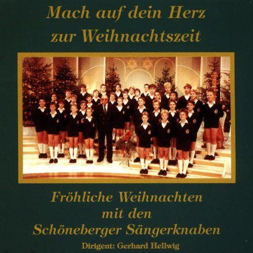 Schöneberger Sängerknaben - Weihnachtszeit - Preis vom 21.10.2020 04:49:09 h