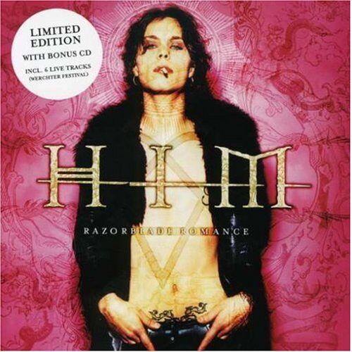 Him - Razorblade Romance - Preis vom 17.04.2021 04:51:59 h