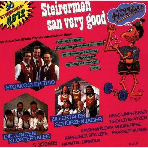 Various - Steirermen San Very Good/20 - Preis vom 03.05.2021 04:57:00 h