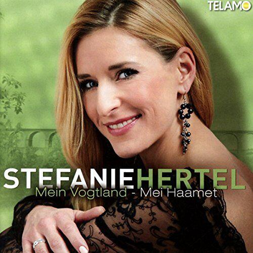 Stefanie Hertel - Mein Vogtland-Mei Haamet - Preis vom 14.05.2021 04:51:20 h