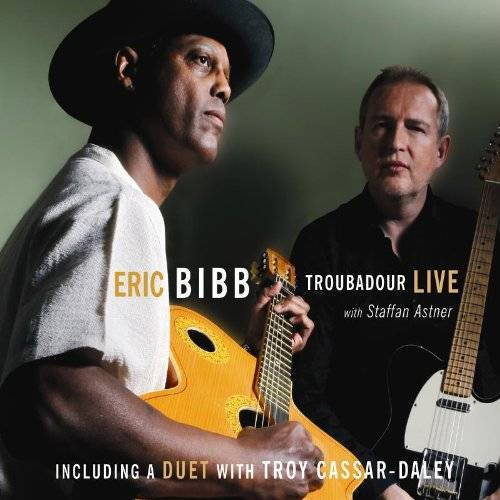 Eric Bibb - Troubadour Live - Preis vom 28.02.2021 06:03:40 h