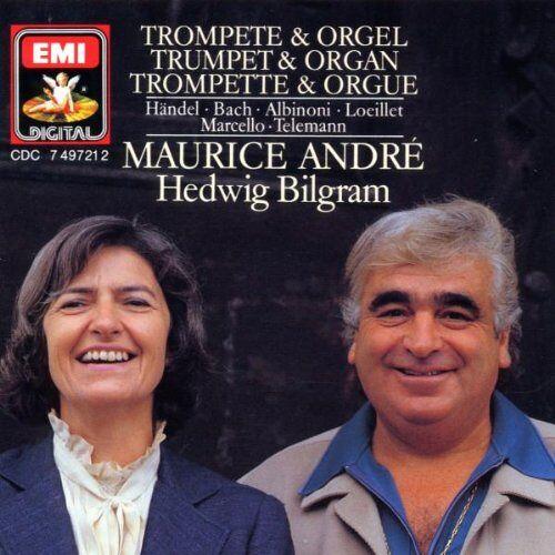 Andre - Trompete und Orgel - Preis vom 25.01.2021 05:57:21 h