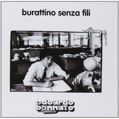 Edoardo Bennato - Burattino Senza Fili - Preis vom 22.01.2021 05:57:24 h