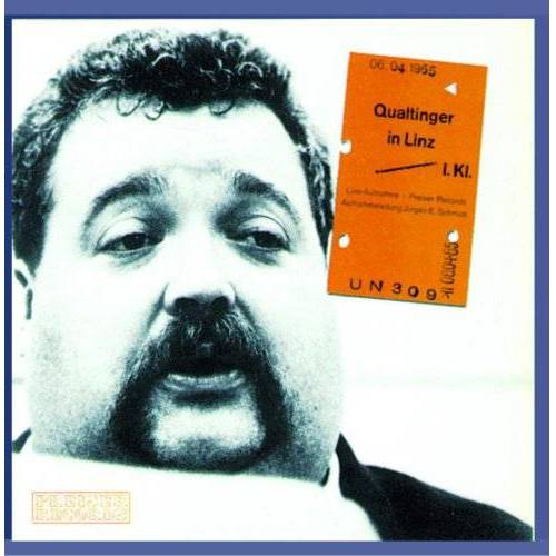 Helmut Qualtinger - Qualtinger In Linz - Preis vom 21.10.2020 04:49:09 h