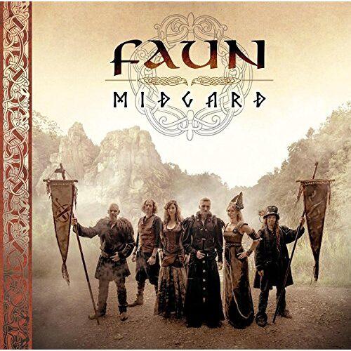 Faun - Midgard - Preis vom 26.02.2021 06:01:53 h