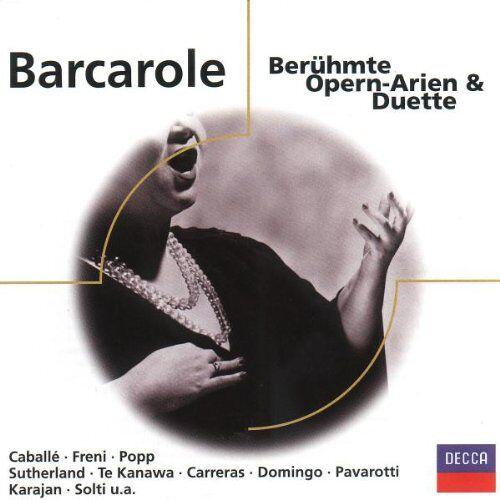Popp - Barcarole - Preis vom 12.04.2021 04:50:28 h