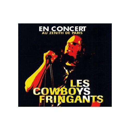 Les Cowboys Fringants - Live - Preis vom 16.04.2021 04:54:32 h