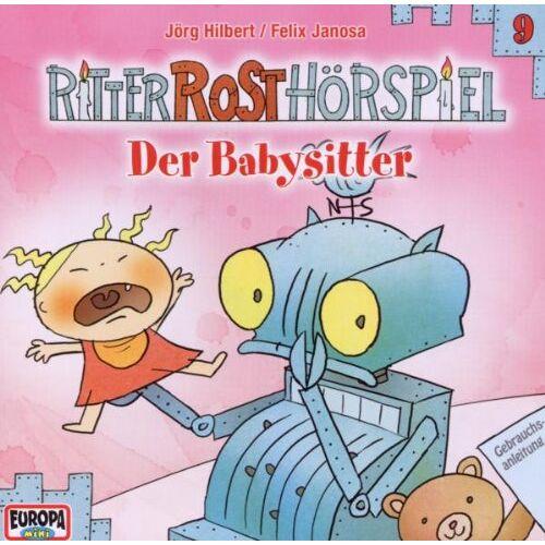 Ritter Rost - Folge 09/Der Babysitter - Preis vom 11.04.2021 04:47:53 h