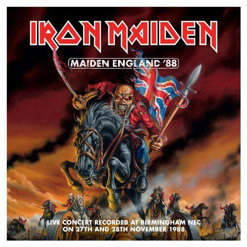 Iron Maiden - Maiden England '88 - Preis vom 25.01.2021 05:57:21 h
