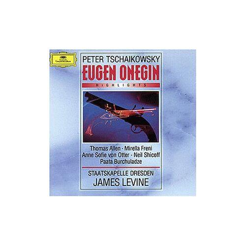Tschaikowsky, Peter Iljitsch - Tschaikowsky: Eugen Onegin (Highlights) - Preis vom 27.02.2021 06:04:24 h