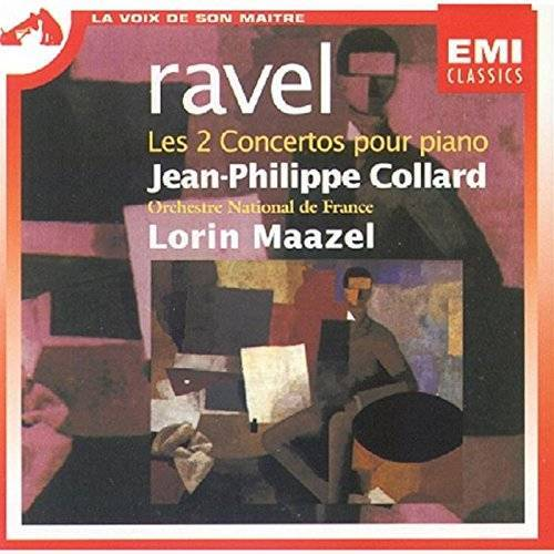 Collard - Ravel;2 Piano Concs/La Vals - Preis vom 07.03.2021 06:00:26 h