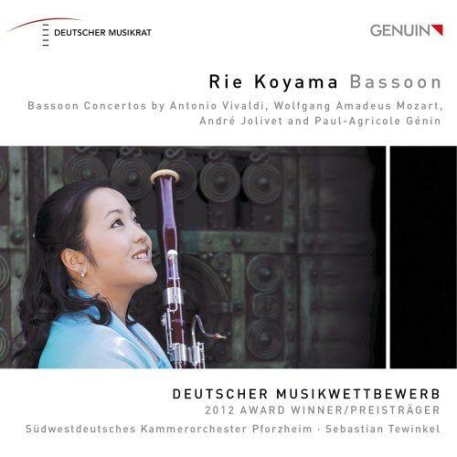 Rie Koyama (Fagott) - Fagottkonzerte - Preis vom 24.02.2021 06:00:20 h