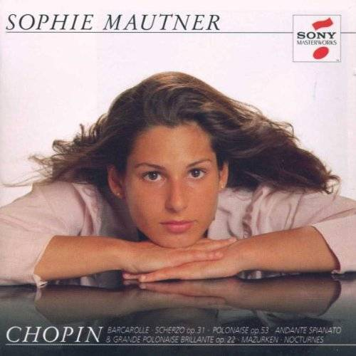 Sophie Mautner - Sophie Mautner spielt Chopin - Preis vom 17.01.2021 06:05:38 h