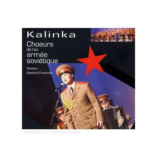 Kalinka-Alexandre Poustovalo - Kalinka - Preis vom 20.10.2020 04:55:35 h