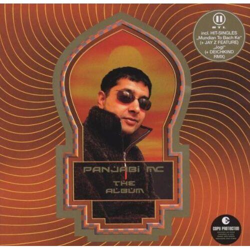 Panjabi Mc - Panjabi Mc-the Album - Preis vom 21.10.2020 04:49:09 h