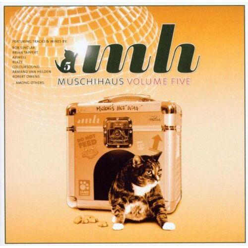 Various - Muschihaus Vol.5 Dcd - Preis vom 09.05.2021 04:52:39 h