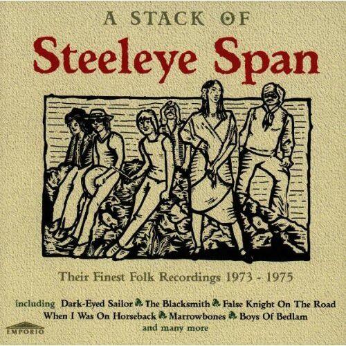 Steeleye Span - A Stack of Steeleye Span - Preis vom 07.05.2021 04:52:30 h