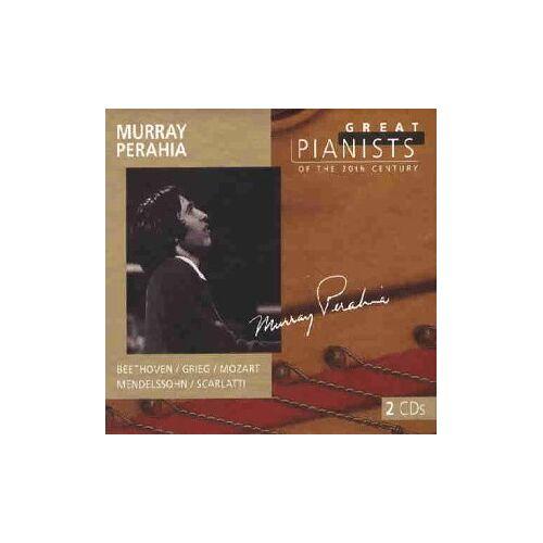 Murray Perahia - Die großen Pianisten des 20. Jahrhunderts - Murray Perahia - Preis vom 09.04.2021 04:50:04 h