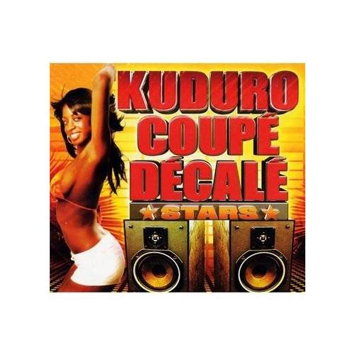 Various - Kuduro Coupe Decale Stars [Dig - Preis vom 16.04.2021 04:54:32 h