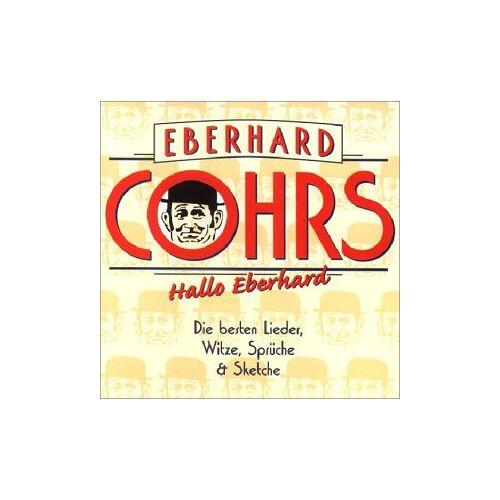 Eberhard Cohrs - Hallo Eberhard - Preis vom 20.10.2020 04:55:35 h