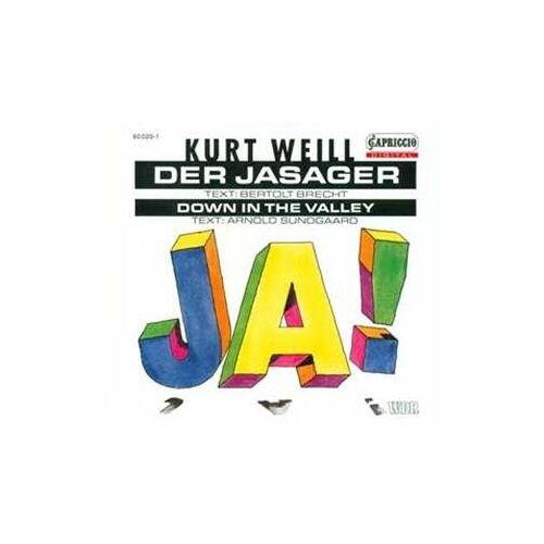 Gundlach - Weill: Down in the Valley (Gesamtaufnahme) - Preis vom 10.05.2021 04:48:42 h