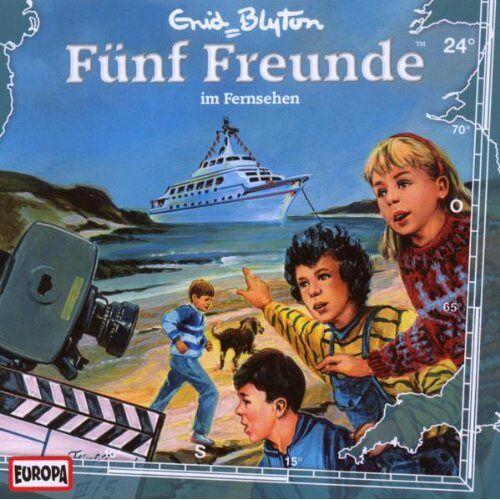 Fünf Freunde - 024/Im Fernsehen - Preis vom 17.04.2021 04:51:59 h