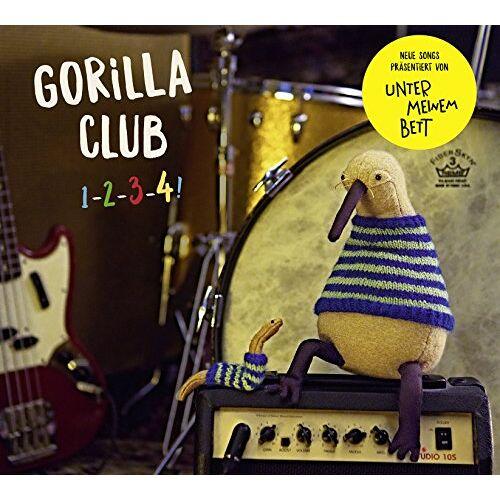 Gorilla Club aka Locas In Love - Gorilla Club 1-2-3-4! - Preis vom 09.05.2021 04:52:39 h