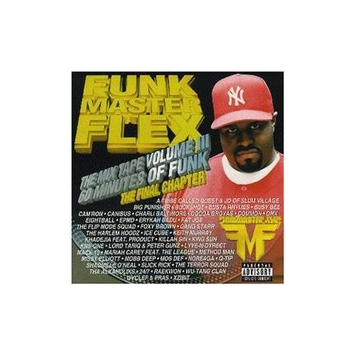 Funkmaster Flex - Funkmaster Flex-the Mix Tape - Preis vom 27.02.2021 06:04:24 h