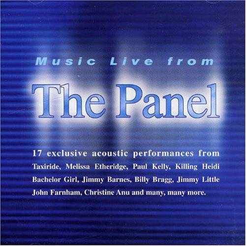 Various - Panel,the:Music Live from... - Preis vom 10.04.2021 04:53:14 h
