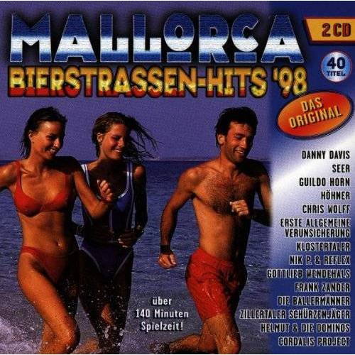 Various - Bierstrassen Hits 98 - Preis vom 07.03.2021 06:00:26 h