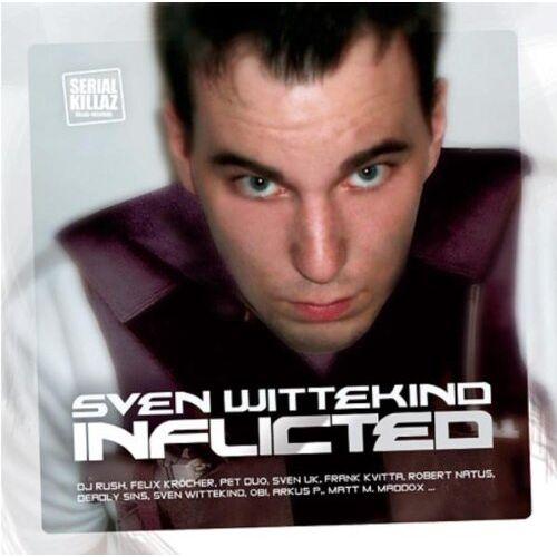 Sven Wittekind - Inflicted - Preis vom 25.02.2021 06:08:03 h