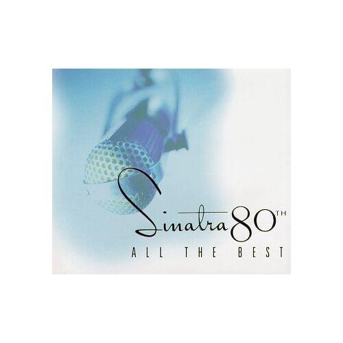 Frank Sinatra - Sinatra 80th - All the Best - Preis vom 04.09.2020 04:54:27 h