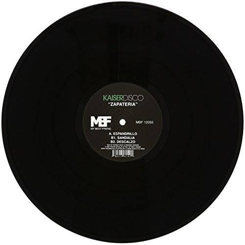 Kaiserdisco - Zapateria [Vinyl Single] - Preis vom 19.01.2021 06:03:31 h