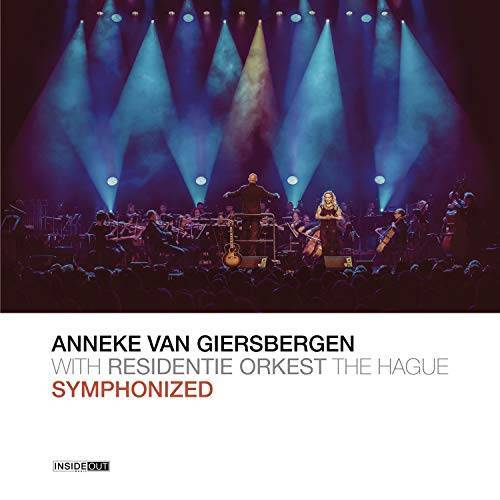 Anneke Van Giersbergen - Symphonized (Ltd. CD Digipak) - Preis vom 24.02.2021 06:00:20 h