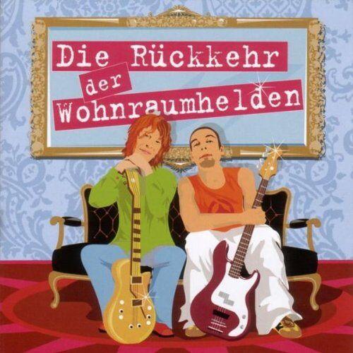 Wohnraumhelden - Die Rückkehr Der Wohnraumhelden - Preis vom 22.02.2021 05:57:04 h