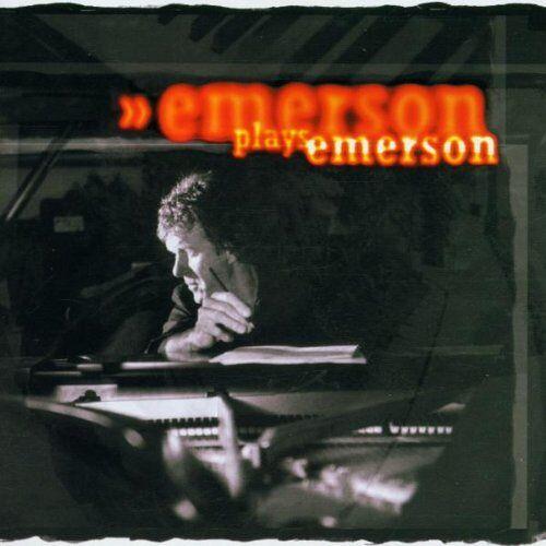 Keith Emerson - Emerson Plays Emerson - Preis vom 20.01.2021 06:06:08 h