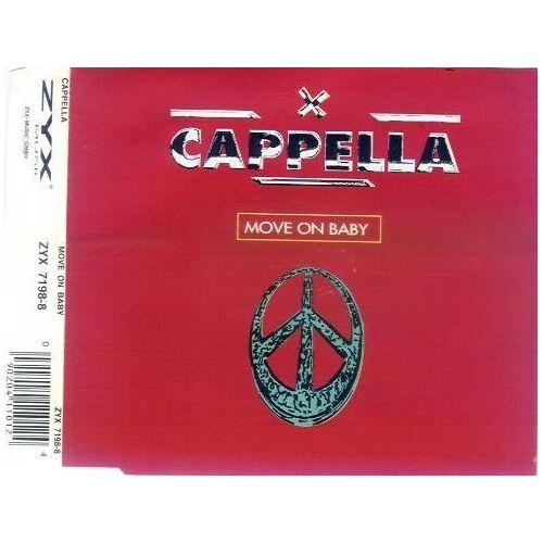 Cappella - Move on baby - Preis vom 14.04.2021 04:53:30 h
