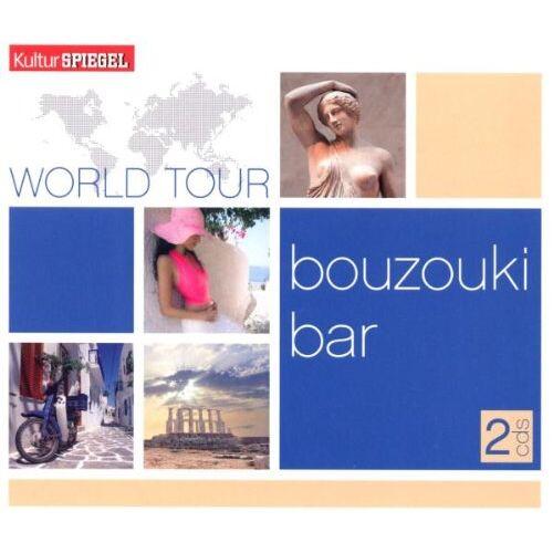 Various - World Tour-Bouzouki Bar - Preis vom 24.02.2021 06:00:20 h