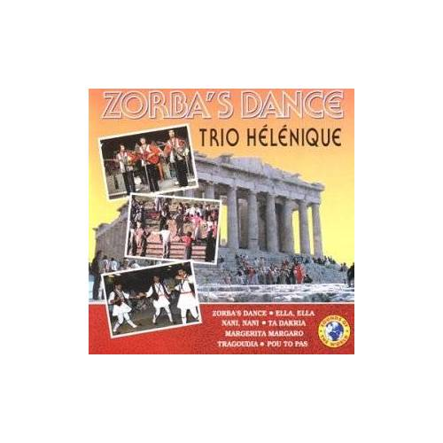 Trio Helenique - Zorba's Dance - Preis vom 04.10.2020 04:46:22 h