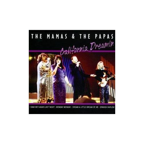 Mamas & Papas - THE MAMAS & THE PAPAS - California Deamin' - Preis vom 12.04.2021 04:50:28 h