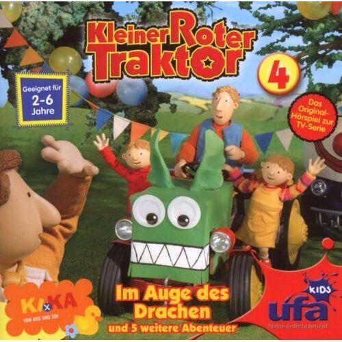 Kleiner Roter Traktor - Kleiner Roter Traktor 4,Audio: Im Auge Des Drache - Preis vom 20.10.2020 04:55:35 h