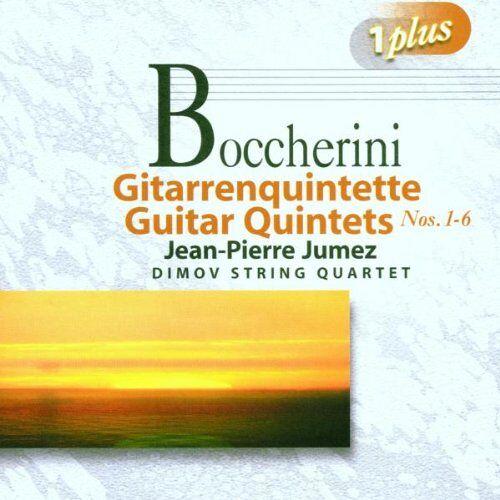 J.-P. Jumez - Gitarrenquintette 1-6 - Preis vom 15.04.2021 04:51:42 h