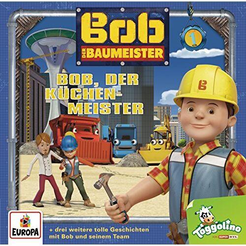 Bob der Baumeister - 001/Bob der Küchenmeister - Preis vom 20.10.2020 04:55:35 h