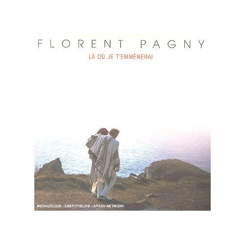 Florent Pagny - La Ou Je T Emmenerais - Preis vom 04.10.2020 04:46:22 h