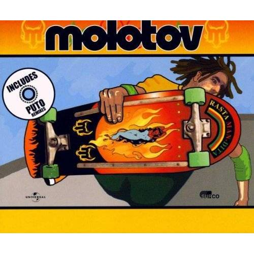 Molotov - Rastaman-Dita - Preis vom 11.05.2021 04:49:30 h