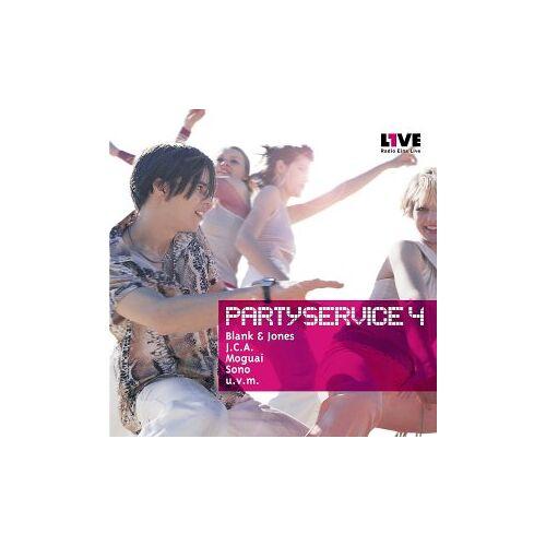 Various - Eins Live Partyservice 4 - Preis vom 04.10.2020 04:46:22 h