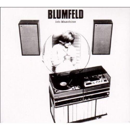 Blumfeld - Ich-Maschine - Preis vom 11.08.2020 04:46:55 h